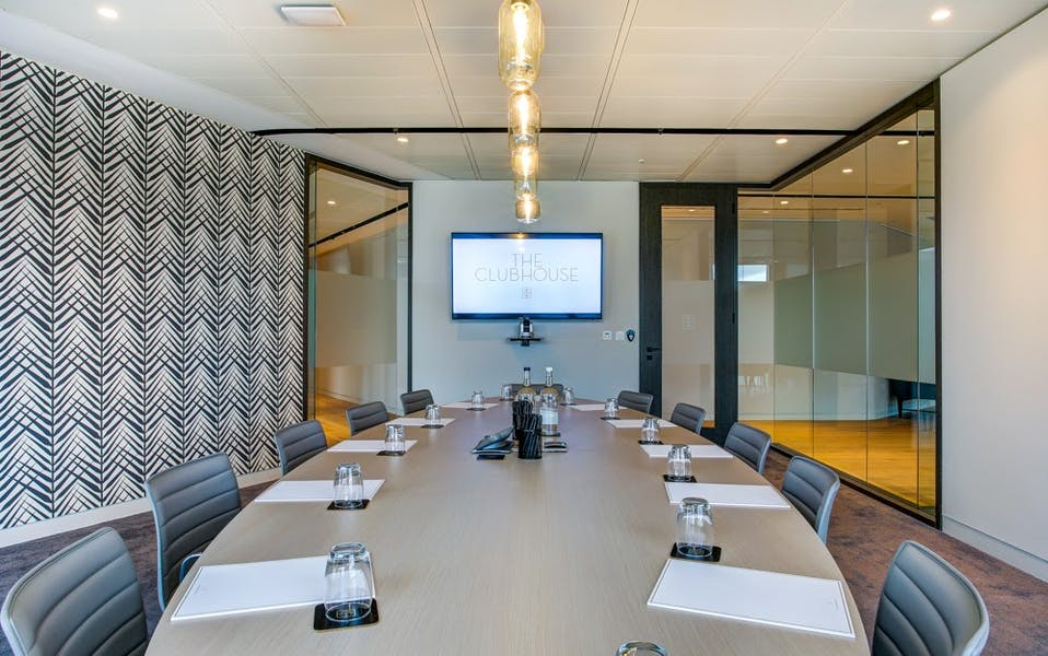 Photo of The Boardroom at The Clubhouse - Bank