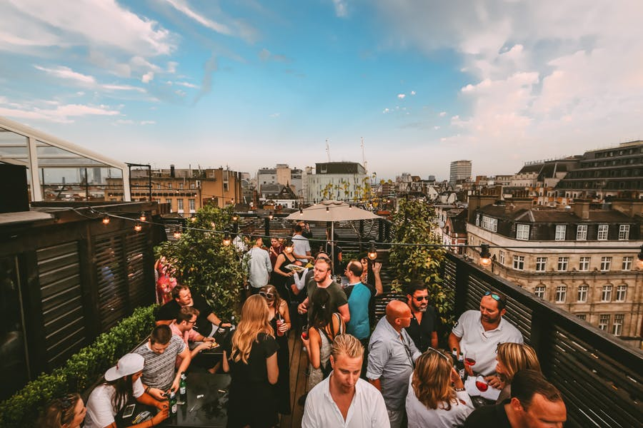 Photo of Roof Terrace at Century Club