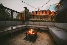 Hire Space - Venue hire Roof Terrace at Century Club