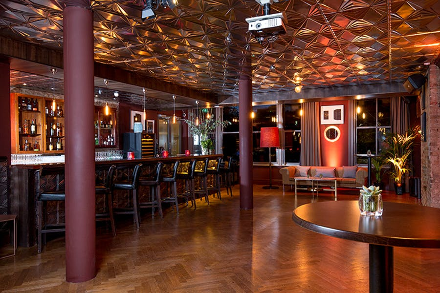 Photo of Cocktail Lounge at Century Club