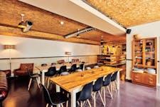 Hire Space - Venue hire Bar at Rida North