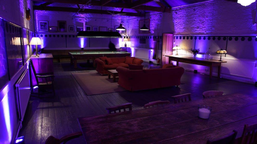 Photo of The Billiards Room at Park Village Studios