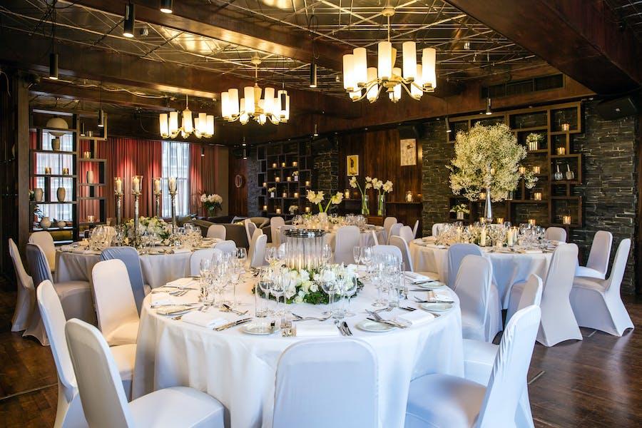 Photo of Club Room at Century Club