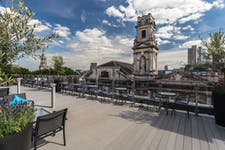 Hire Space - Venue hire Sky Terrace at Courthouse Hotel Shoreditch