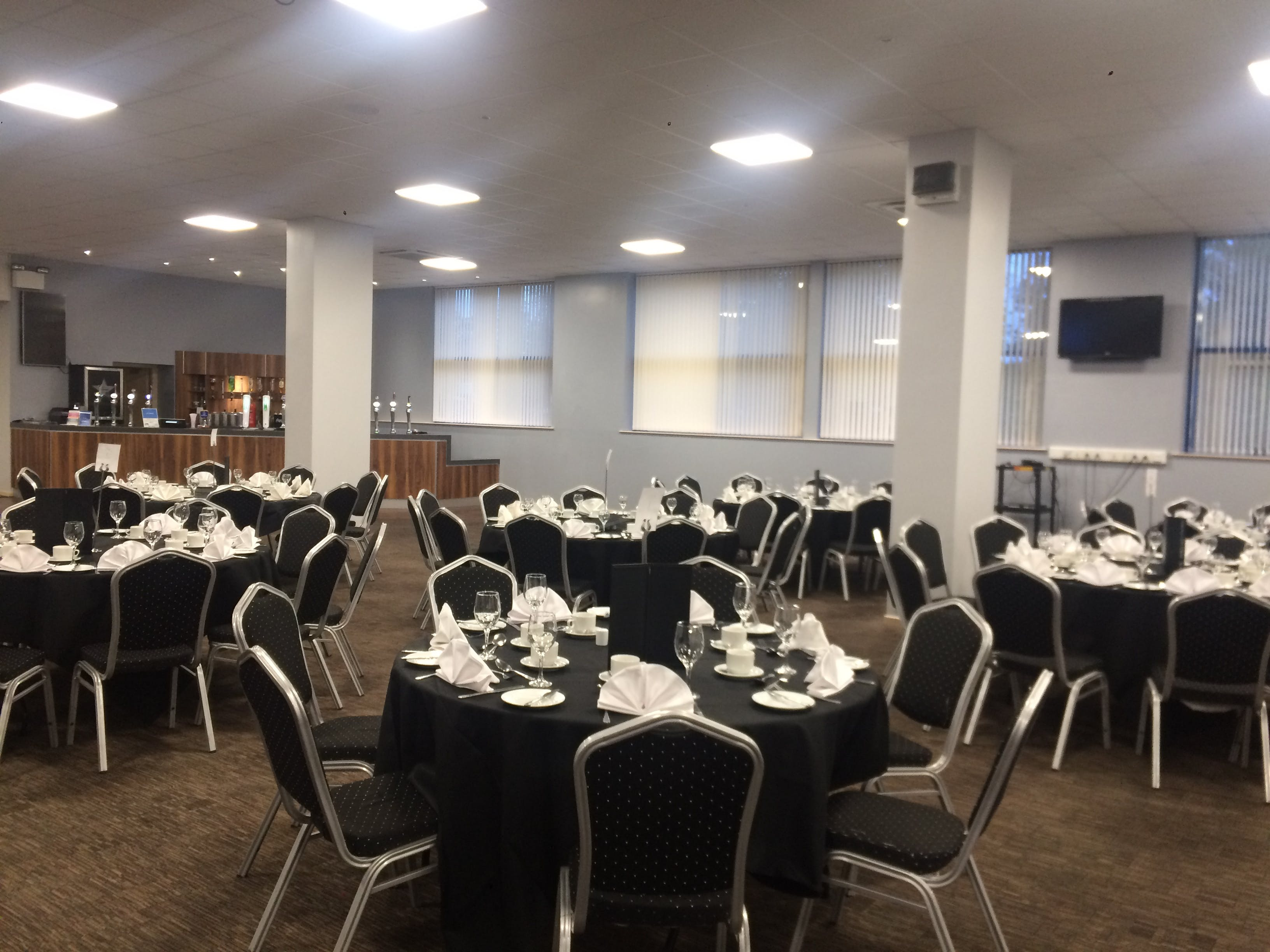 1867 Lounge Dining Sheffield Wednesday Football Club