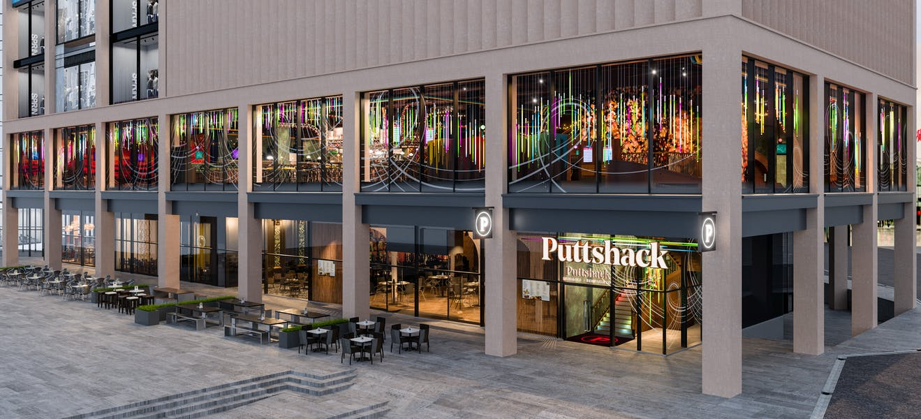 Photo of Exclusive Areas at Puttshack