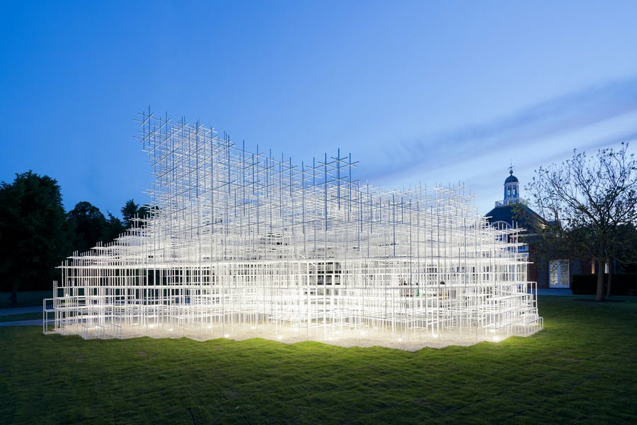 Photo of Serpentine Pavilion at The Serpentine Galleries