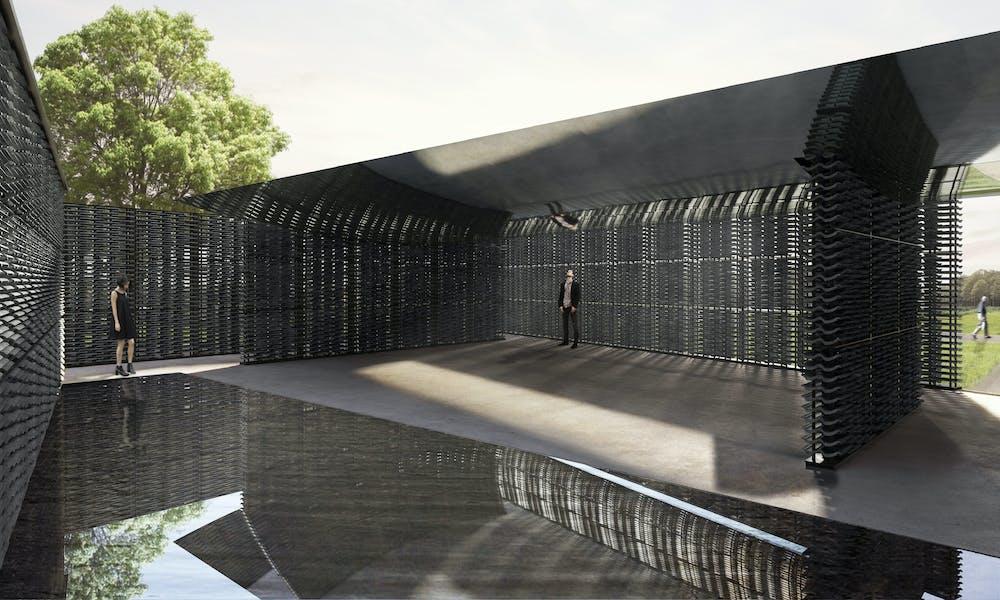 Photo of Serpentine Pavilion at The Serpentine Galleries