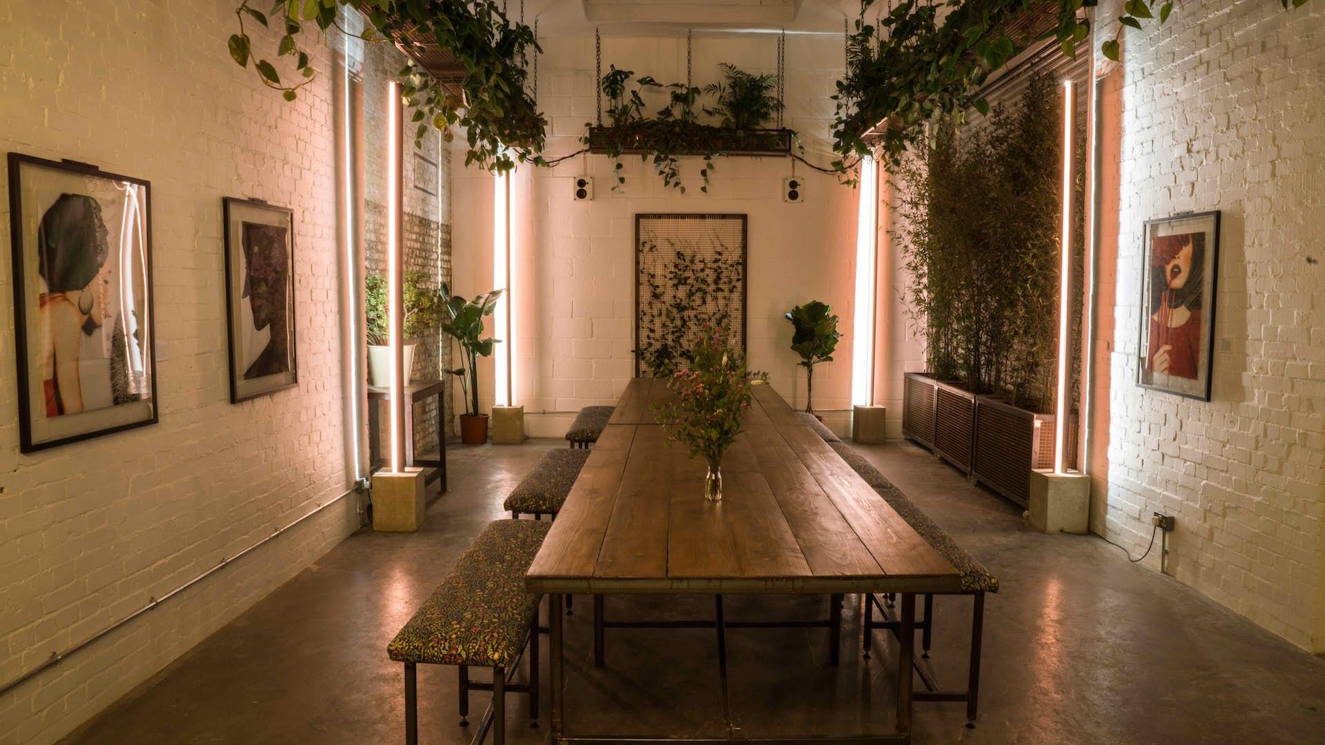 The Winter Garden Events Hackney Coffee Company