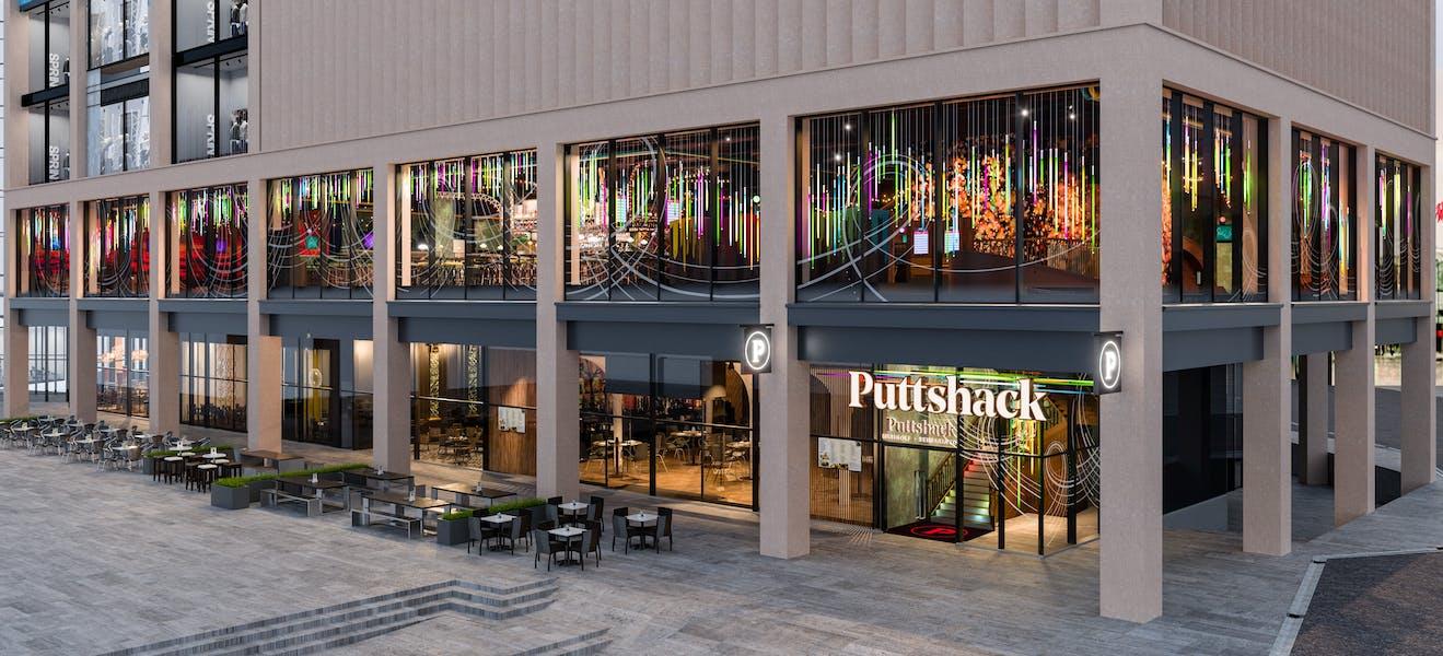 Photo of Puttshack