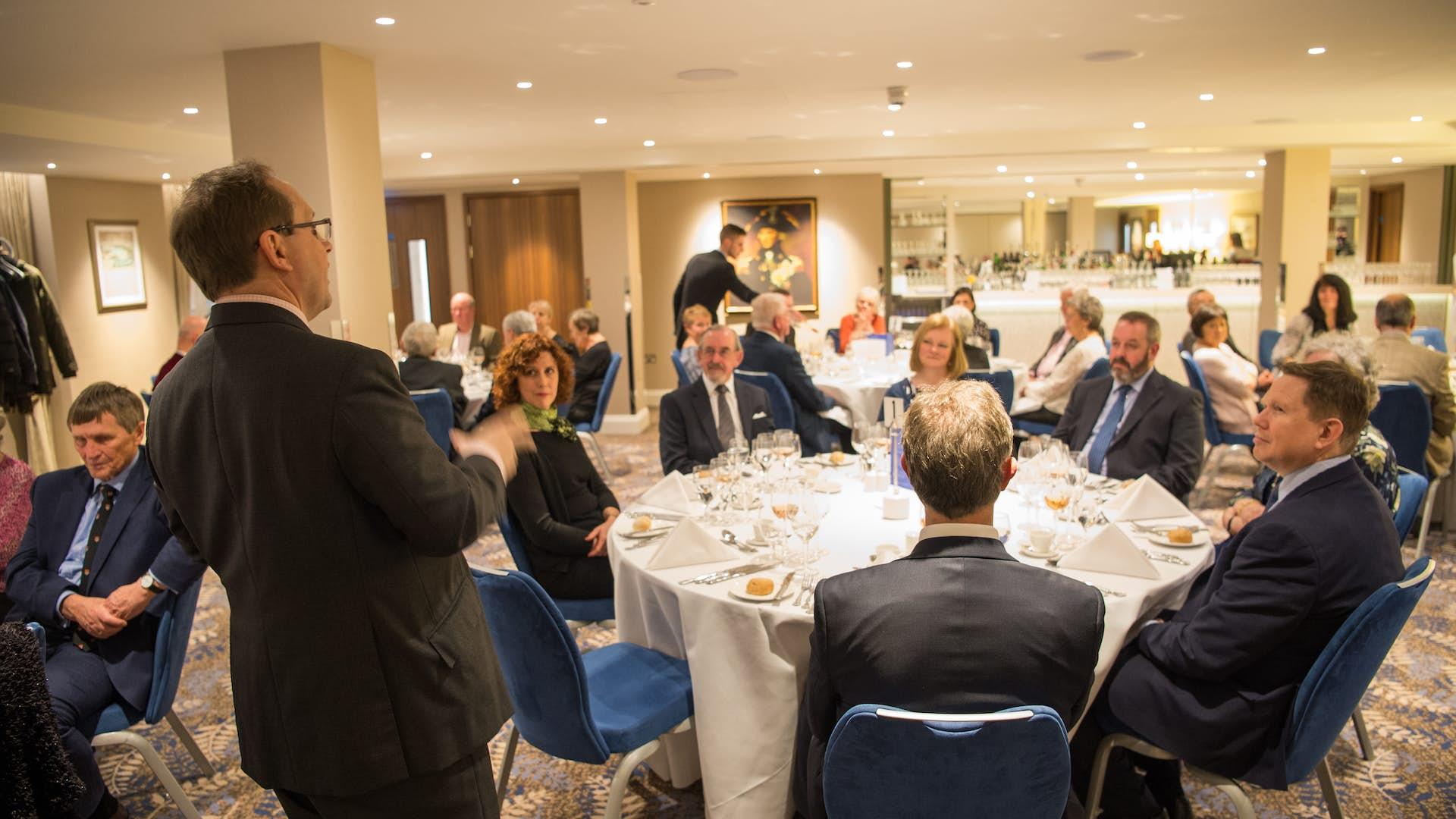 Trafalgar Room Events Victory Services Club