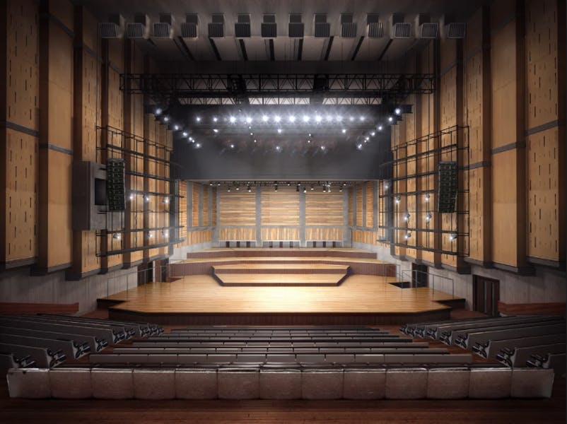 Photo of Queen Elizabeth Hall at Southbank Centre