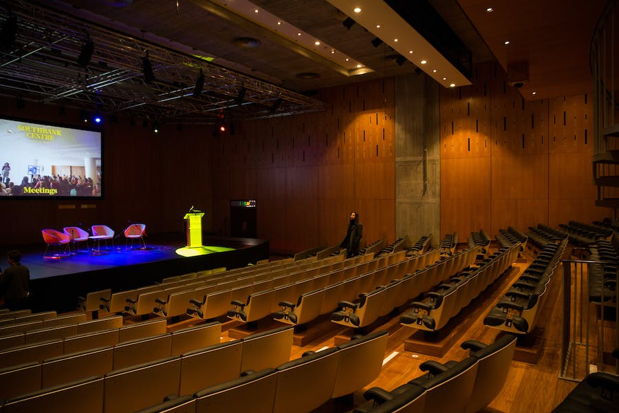 Photo of Purcell Room at Southbank Centre