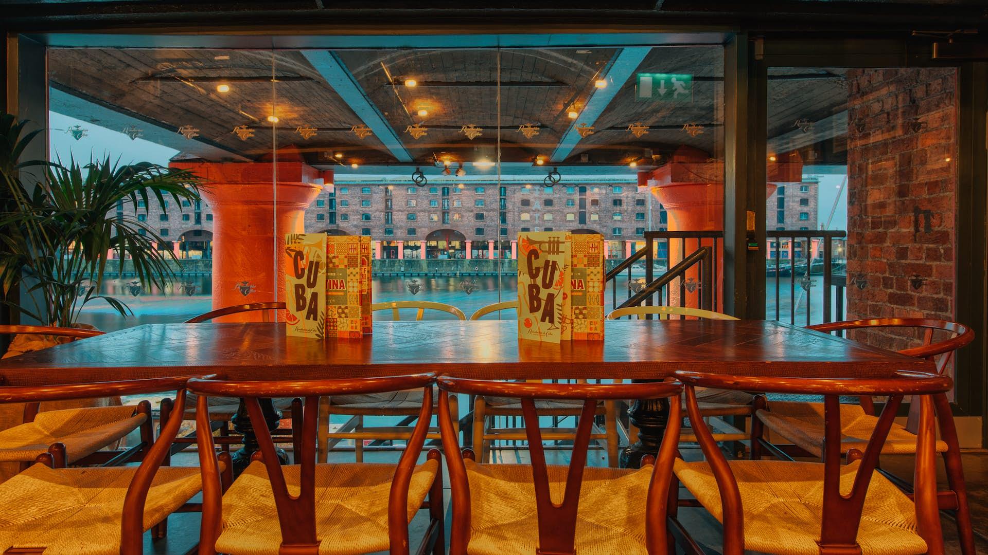 3423973136 ... Hire Space - Venue hire Casa, Havana & Mezzanine at Revolucion de Cuba  Liverpool ...