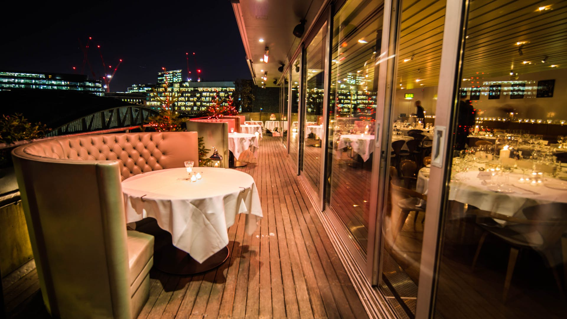 The Top Floor Restaurant & Terrace at Smith's of Smithfield