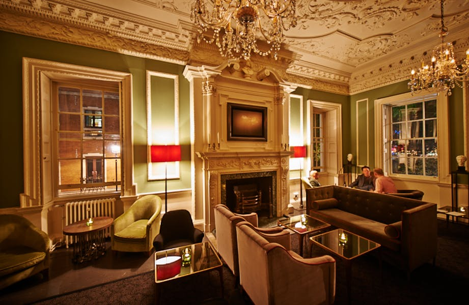 Photo of Drawing Room at The House of St Barnabas