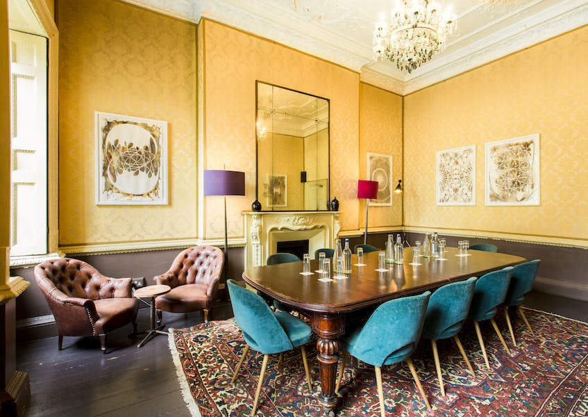 Photo of Silk Room at The House of St Barnabas
