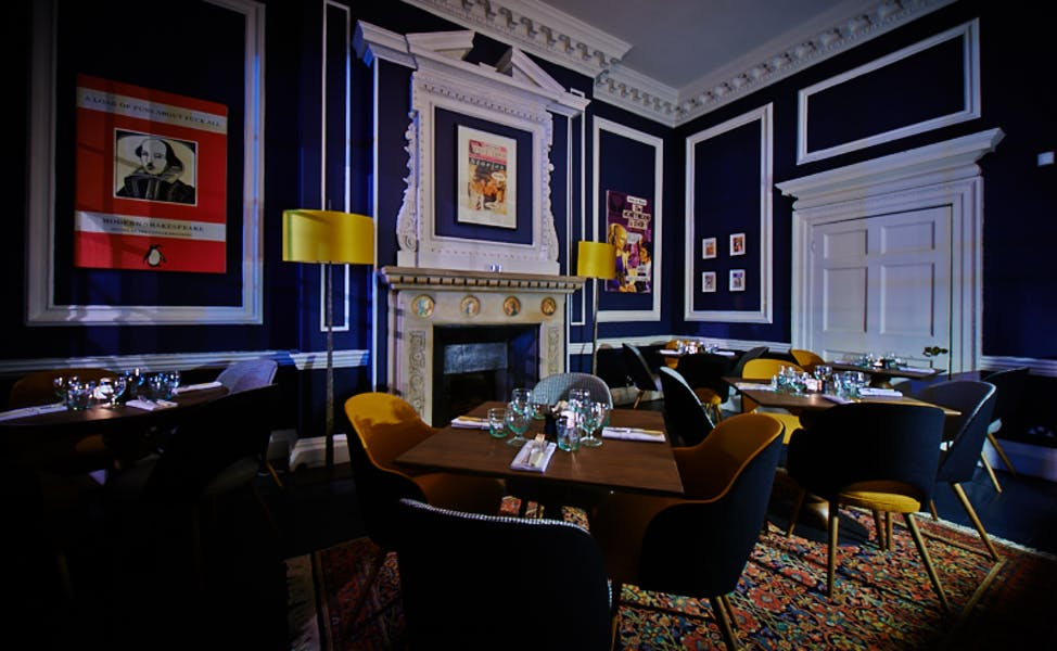 Photo of Dickens Room at The House of St Barnabas