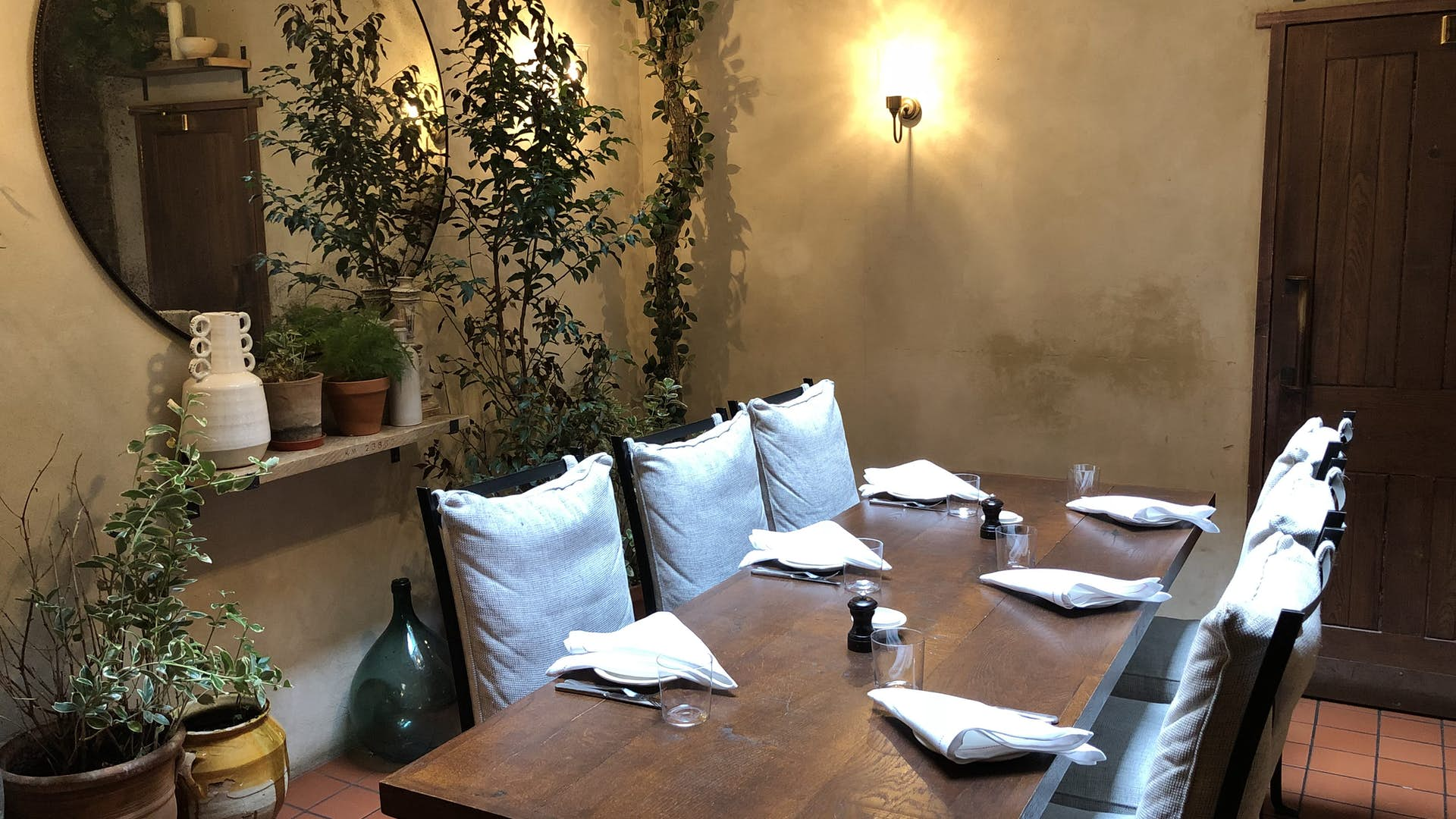 The Garden Room | Dining | Luca