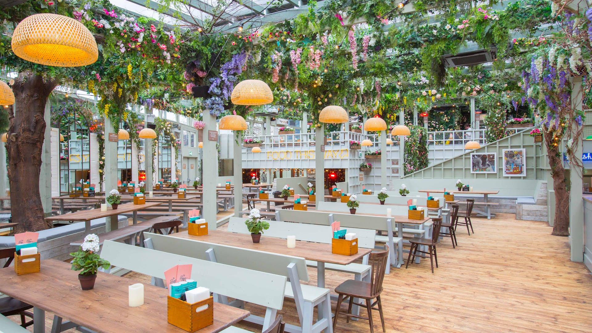 The Garden Events The Prince West Brompton