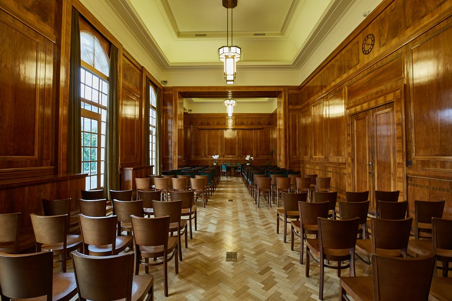 Photo of Committee Rooms at Hackney Town Hall