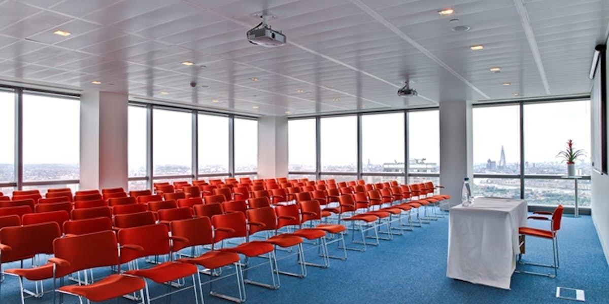 Hire CCT Venues Plus - Bank Street (Canary Wharf)