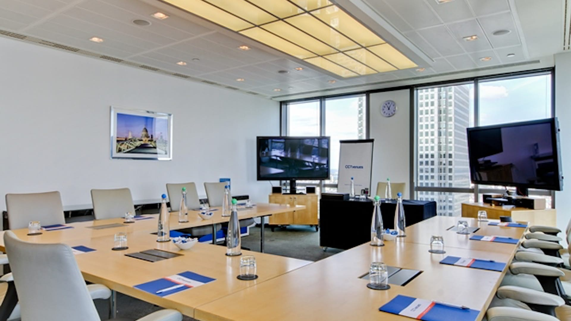 Room 10 | Business | CCT Venues Plus - Bank Street (Canary