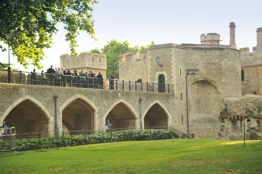 Photo of Medieval Palace: Wakefield Tower at HM Tower of London
