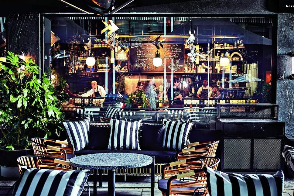 The Greyhound Cafe