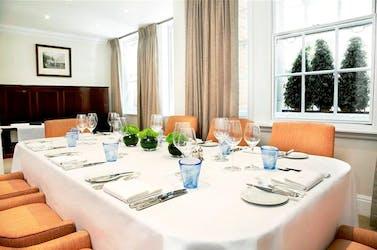 Hire Space - Venue hire Sheridan Suite at DUKES LONDON