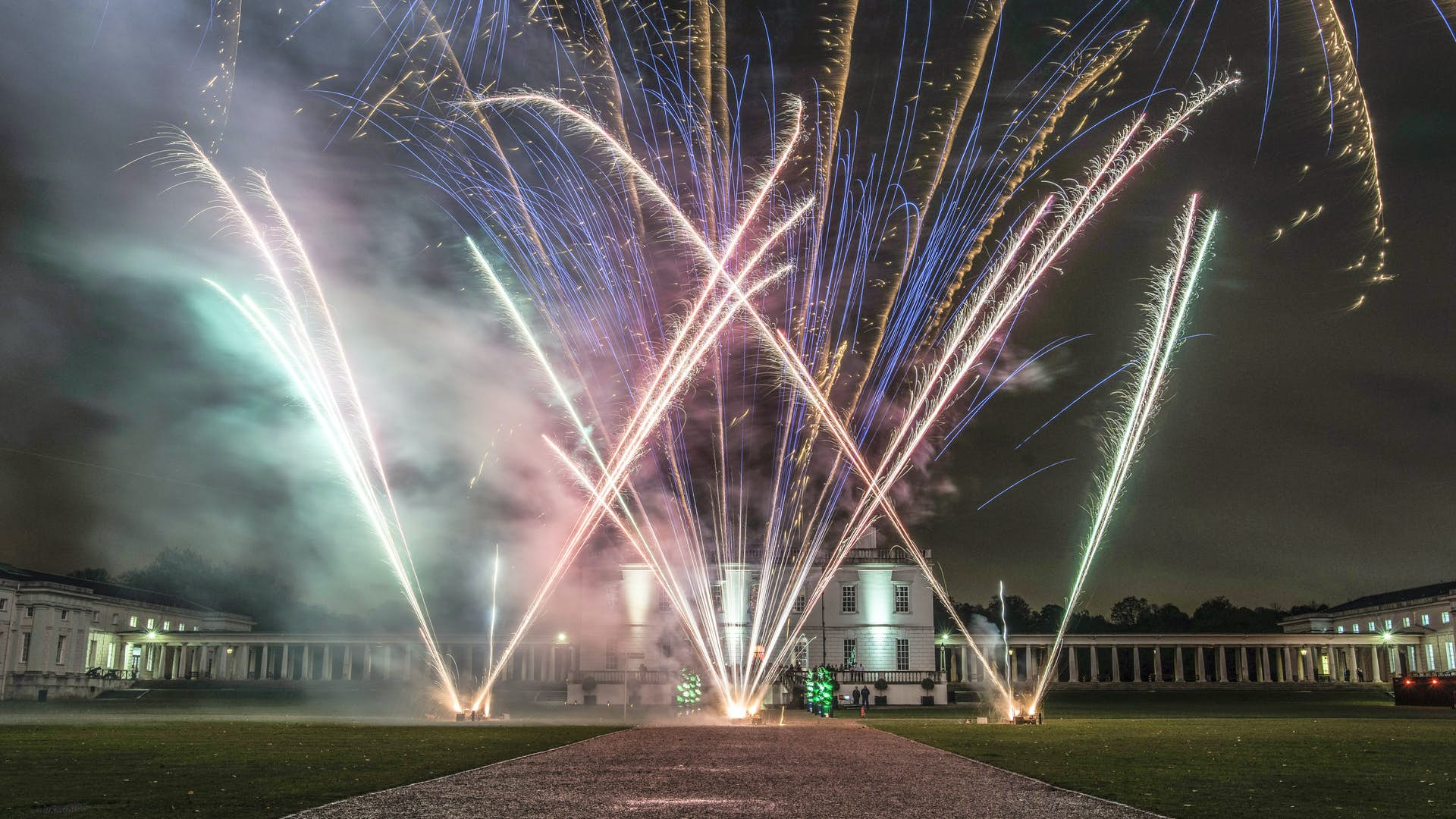 North Lawns | Events | Royal Museums Greenwich
