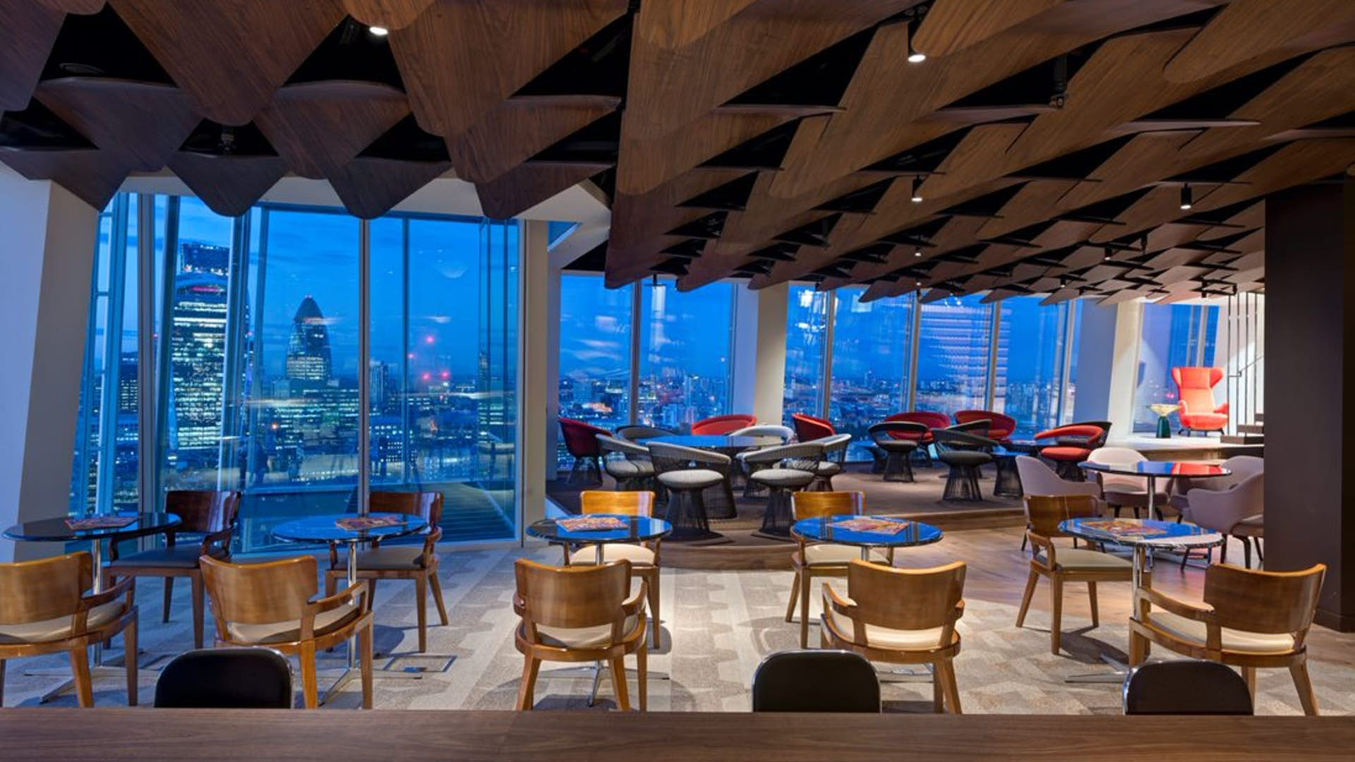 Event Space at The Shard