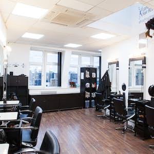 Whole floor events the london hair academy