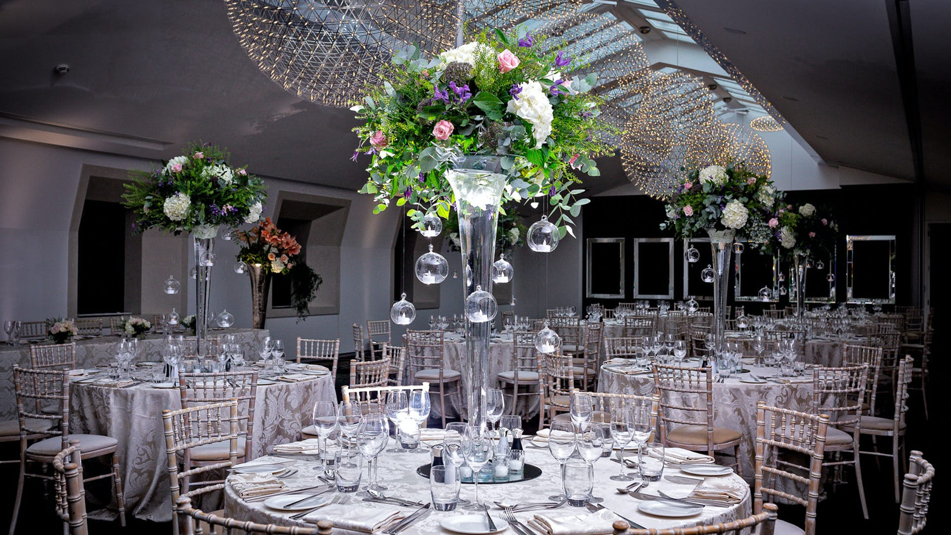 Weddings in the Penthouse State Rooms | Weddings | 30 Euston Square
