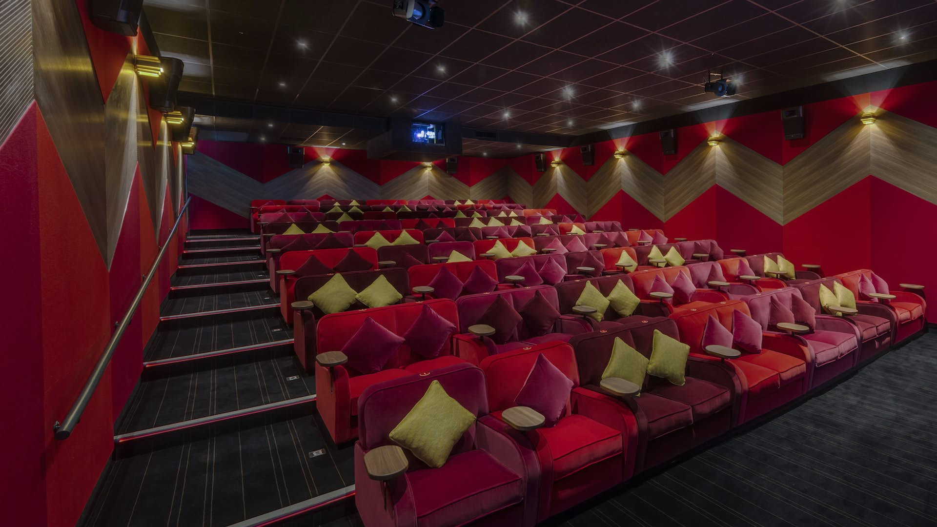 reputable site 1dd6b 02729 Hire Space - Venue hire Screen 2 at Everyman Cinema Kings Cross ...