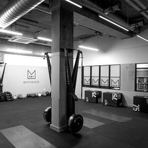 Gym space hire film and photo manor victoria
