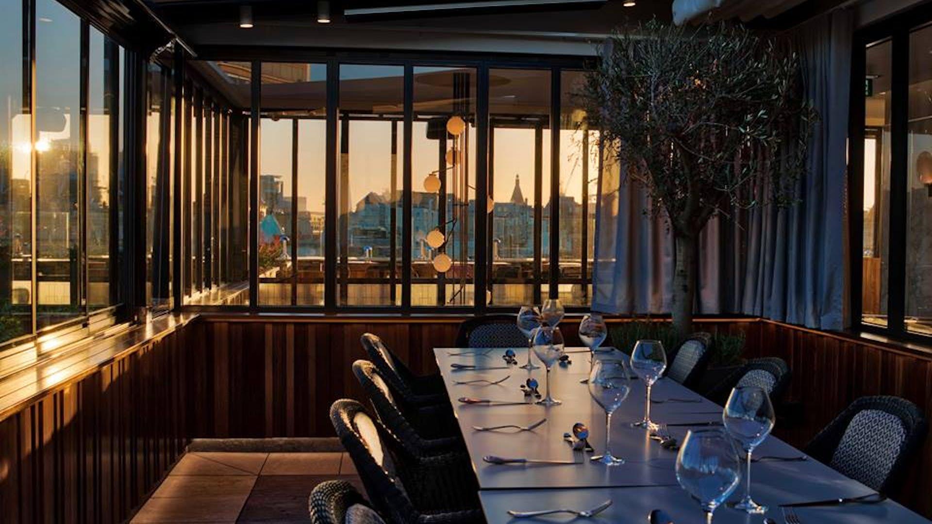Private Dining Room, Trafalgar St James