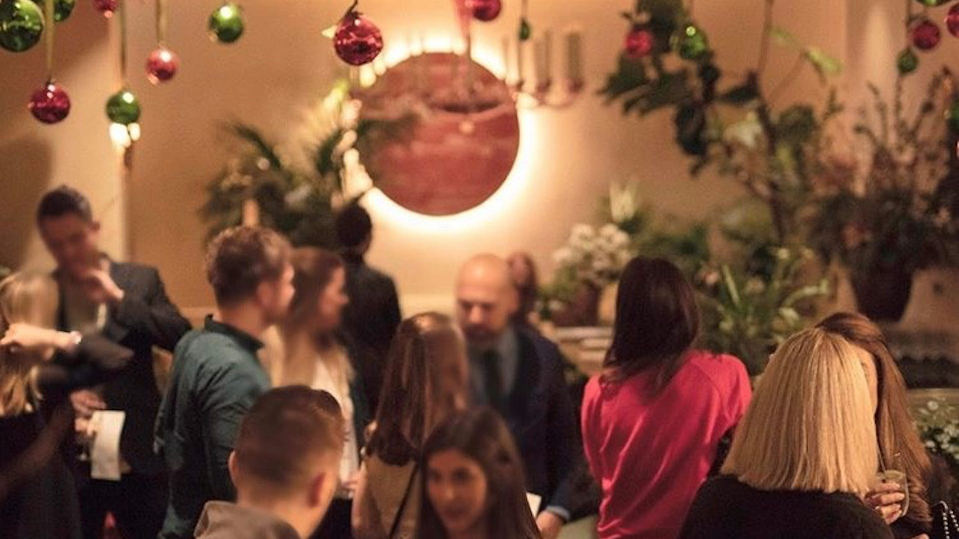La Goccia Events Petersham Nurseries Covent Garden