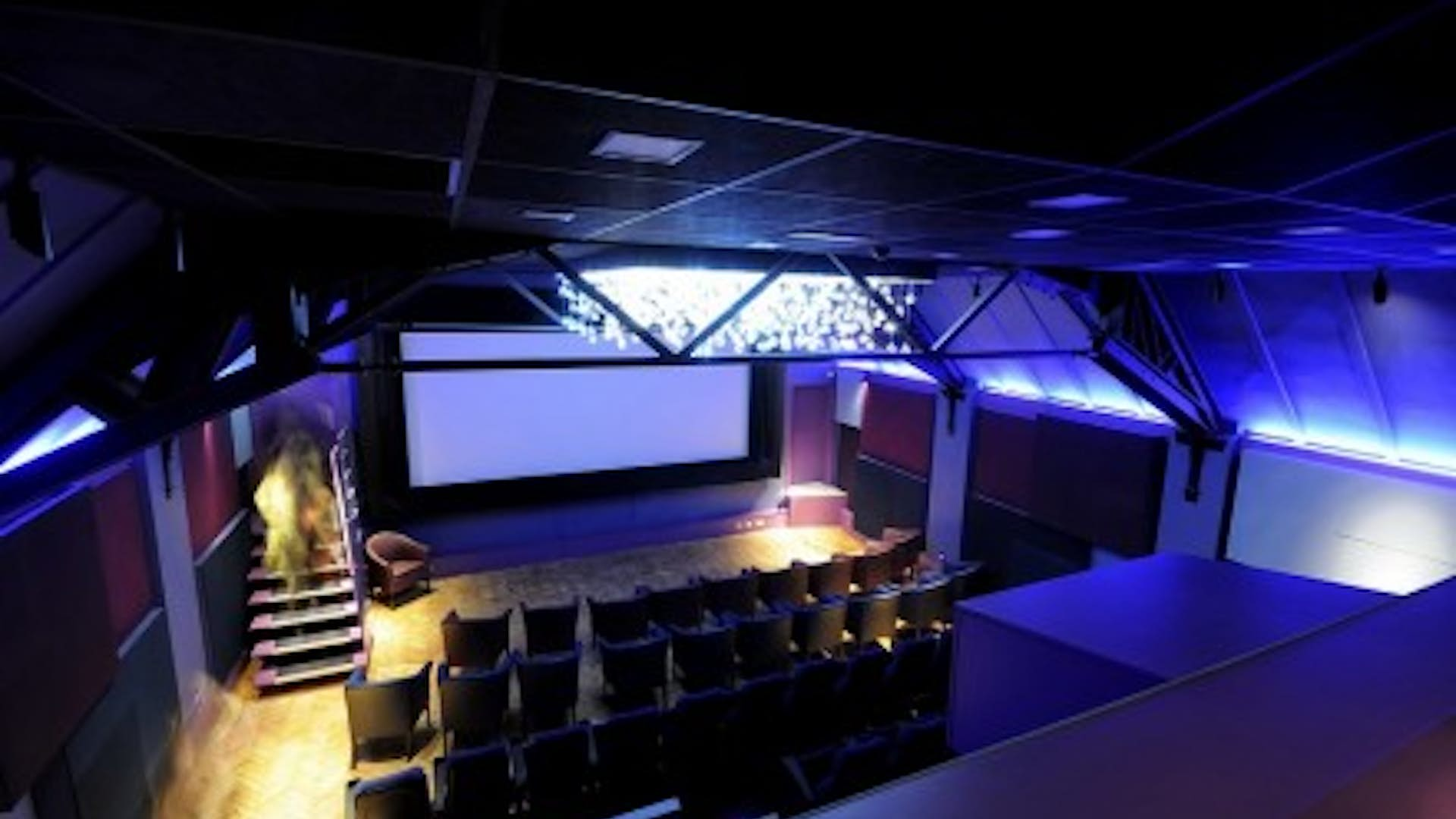 the auditorium events hire the lexi cinema. Black Bedroom Furniture Sets. Home Design Ideas