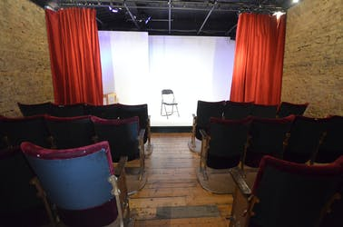 Hire Space - Venue hire Theatre Space at The Calder Theatre Bookshop