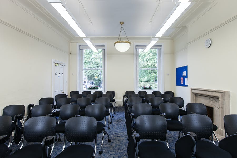 Photo of Theobald room at Monticello House