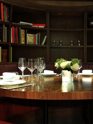 ... Hire Space   Venue Hire The Kitchen Library At Corriganu0027s Mayfair ...