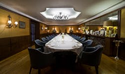 Hire Space - Venue hire The Lindsay Room at Corrigan's Mayfair