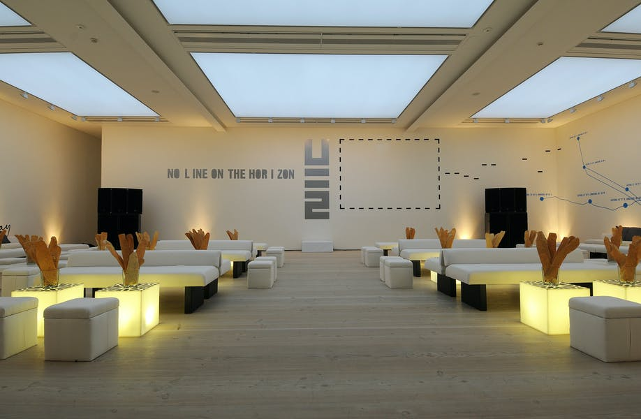 Photo of Gallery Three at Saatchi Gallery