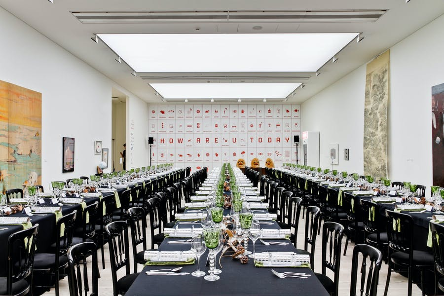 Photo of Gallery Six at Saatchi Gallery