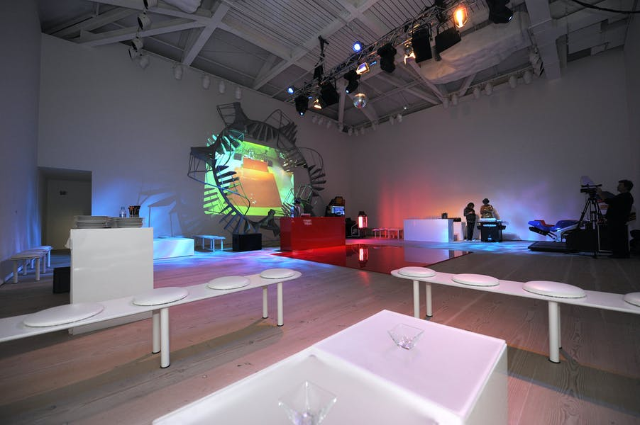 Photo of Gallery Ten  at Saatchi Gallery