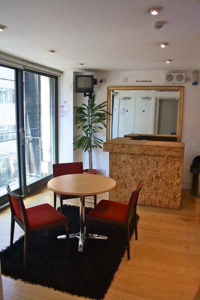 Photo of The Terrace Bar at Soho Theatre