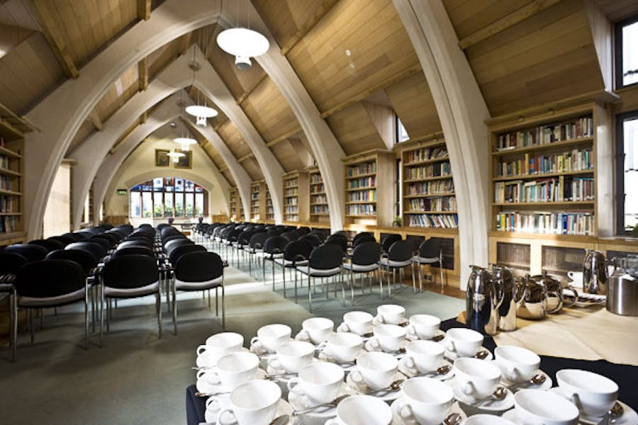 Photo of Garry Weston Library at Southwark Cathedral