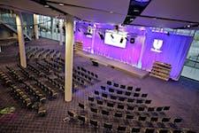 Photo of The Bobby Moore Room at Wembley Stadium
