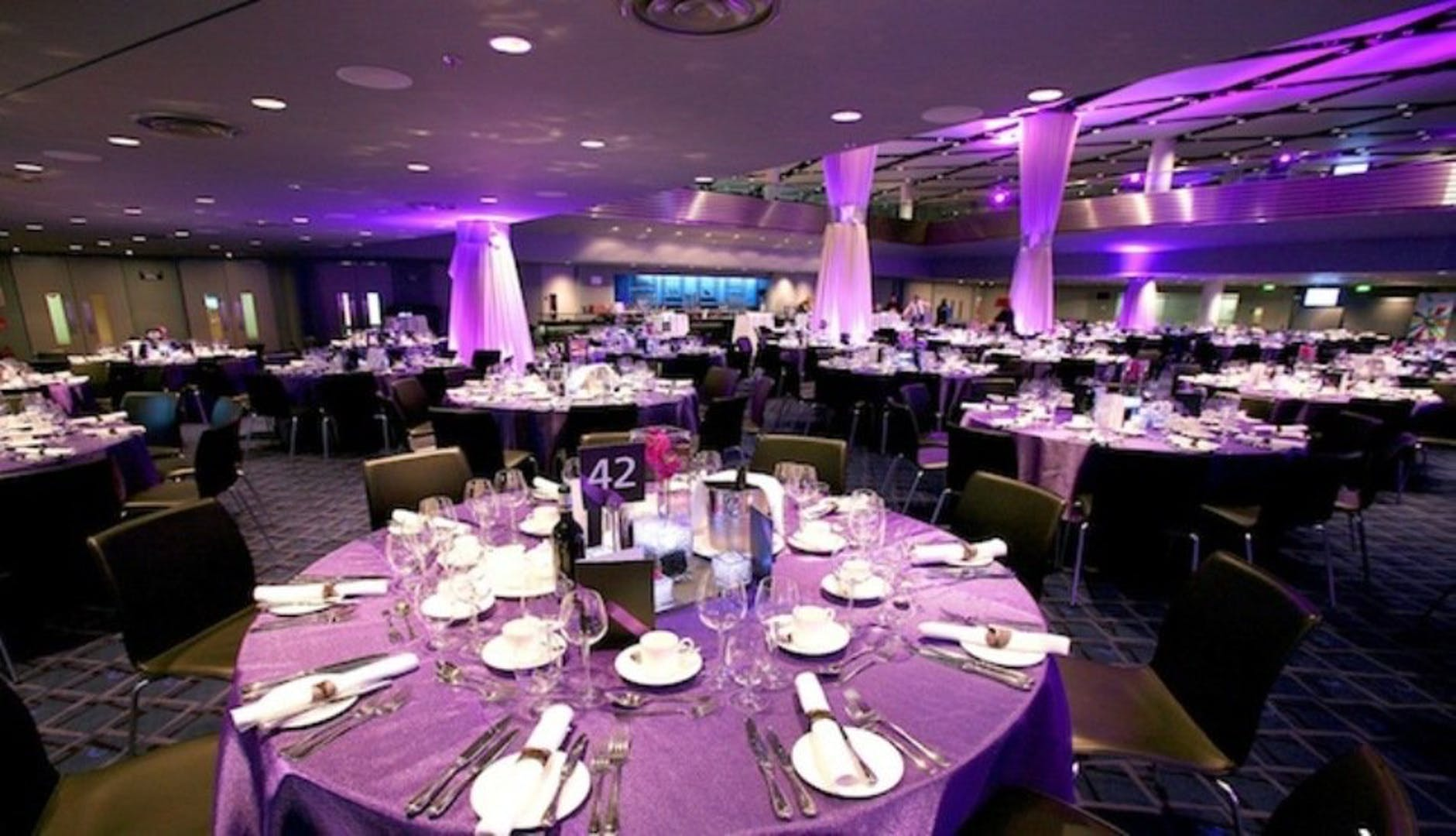 The Bobby Moore Room Events Hire Wembley Stadium